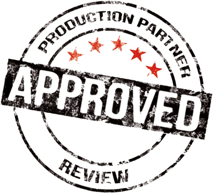 Production Partner Approved