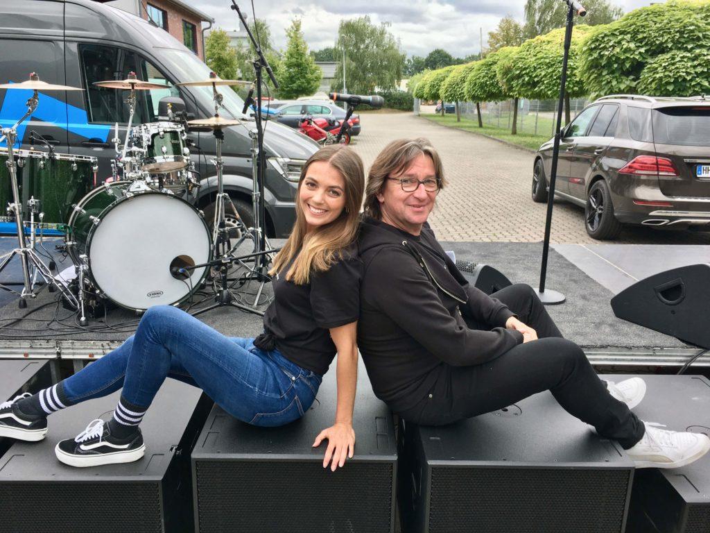 Carolin Sophie Erben und Manne Sumfleth
